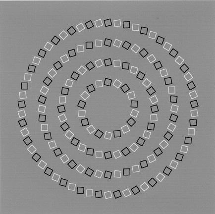 Four Concentric Circles